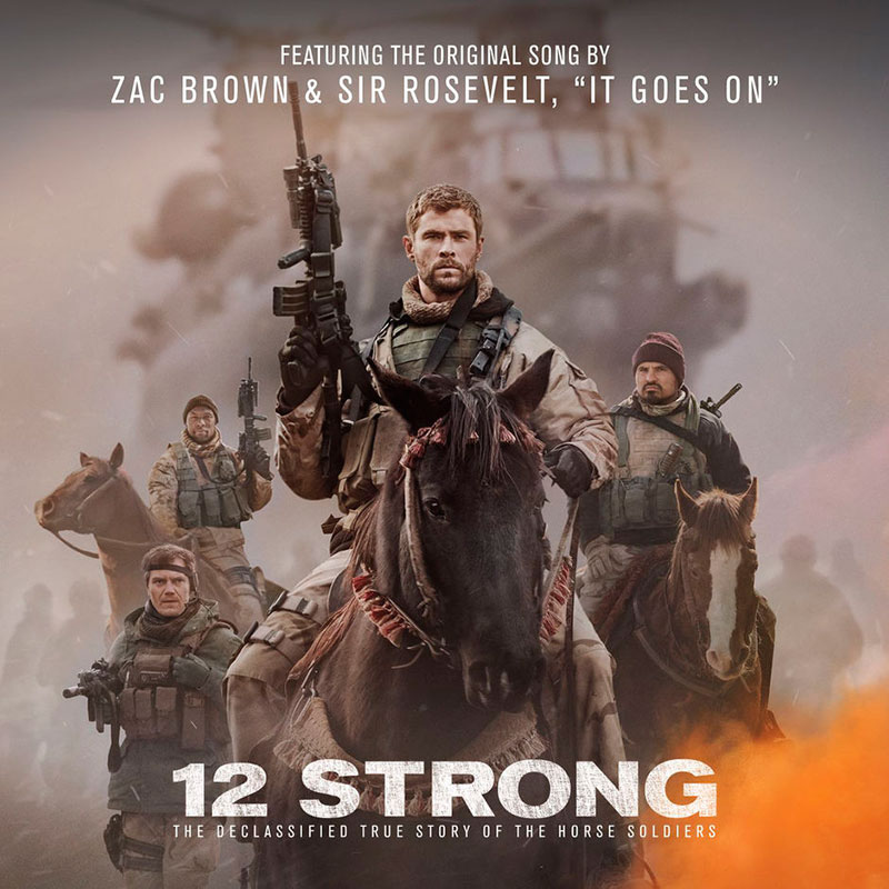 "It Goes On (From ""12 Strong"") - Single"