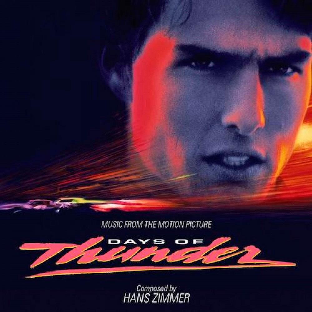 Days of Thunder Hans Zimmer
