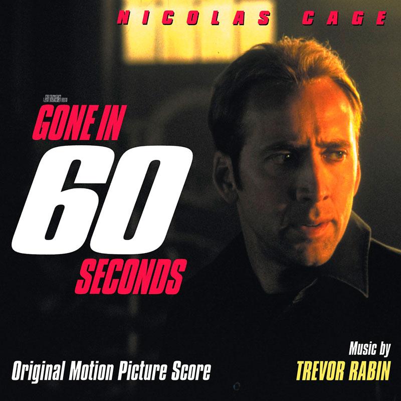 Gone In 60 Seconds (Original Score)