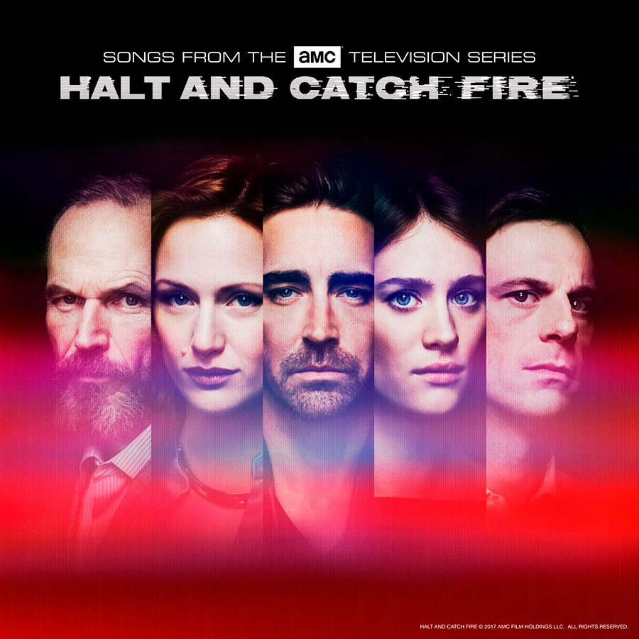 Halt and Catch Fire Songs from the AMC Television Series