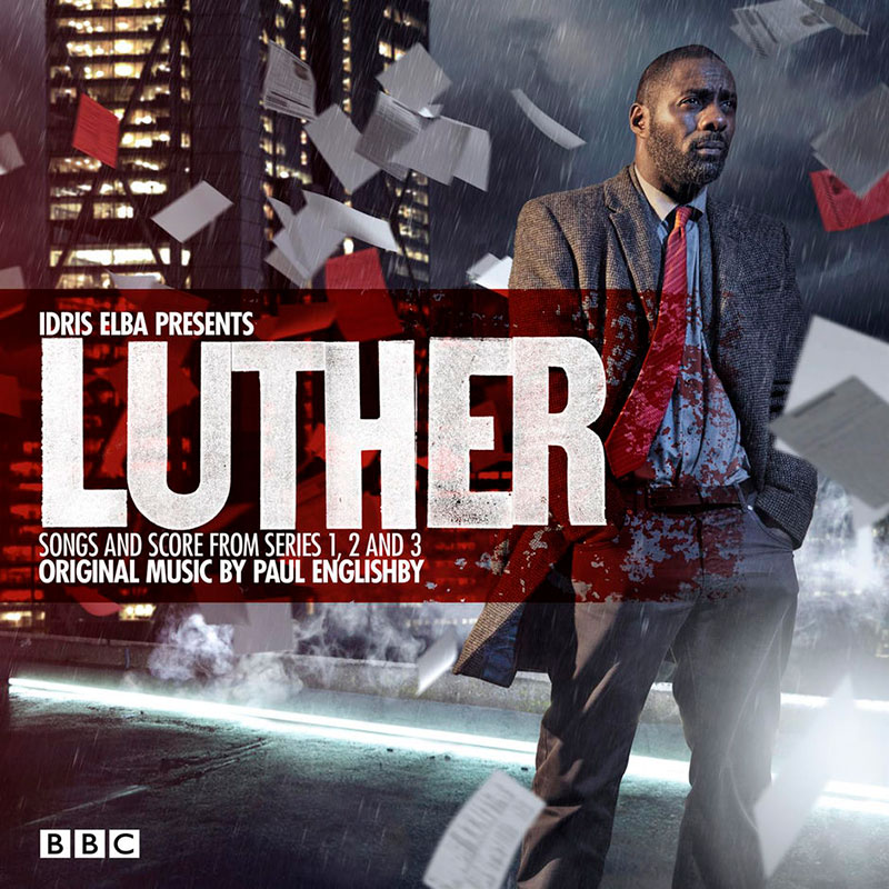 Luther: Seasons 1, 2, and 3