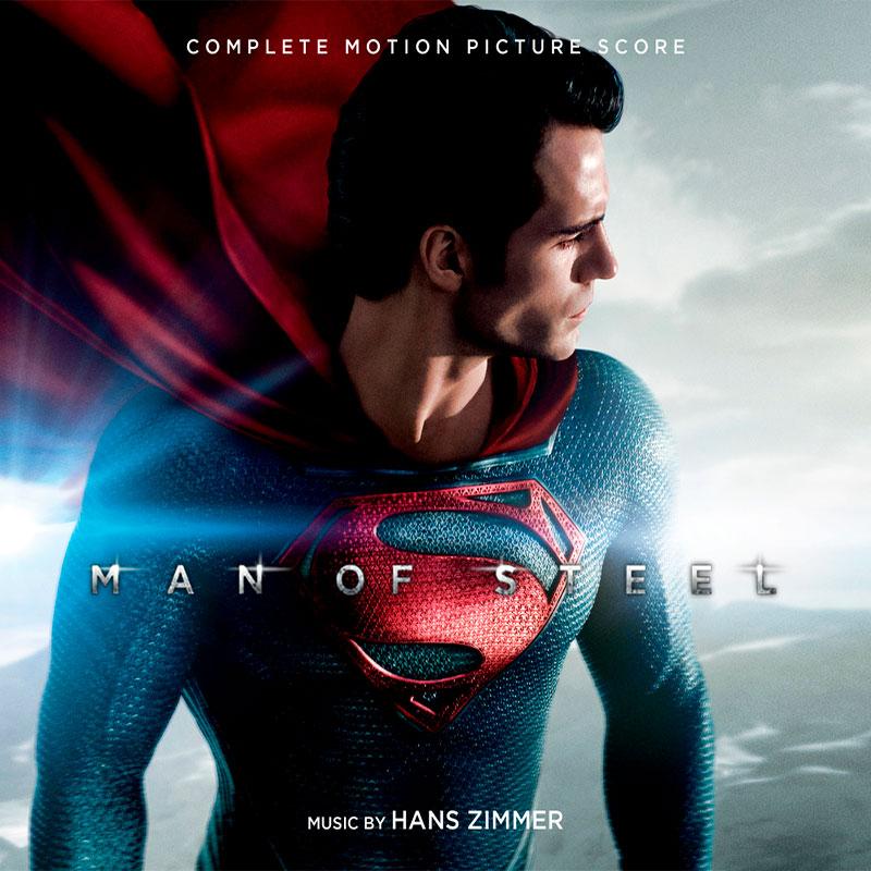 Man of Steel (Complete Score)