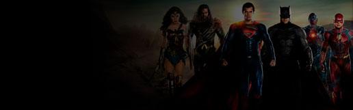 Ouça a trilha sonora completa de Liga da Justiça