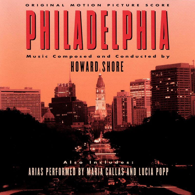 Philadelphia Original Score