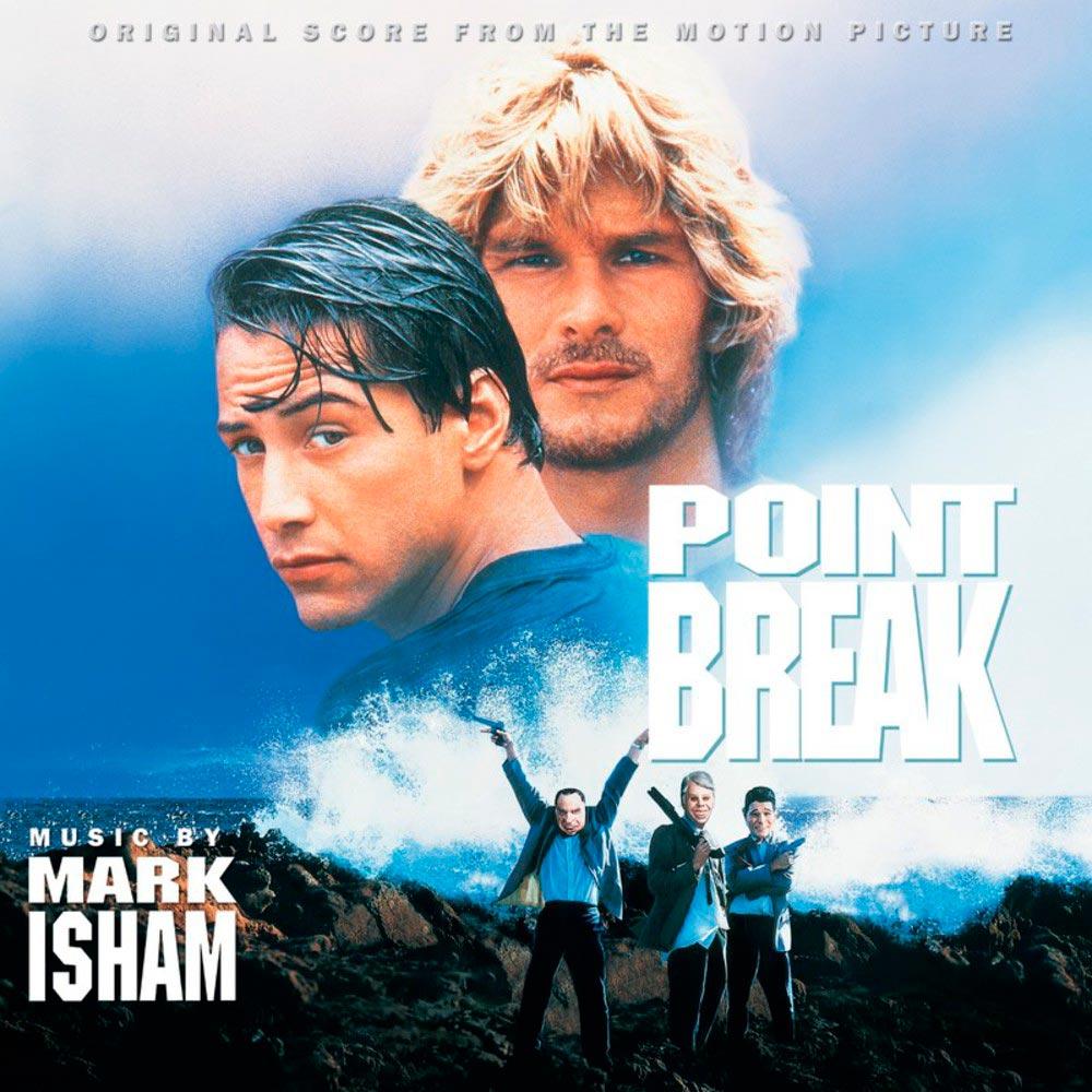 Point Break Original Score