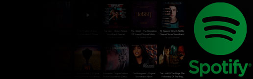Trilhas Sonoras Spotify