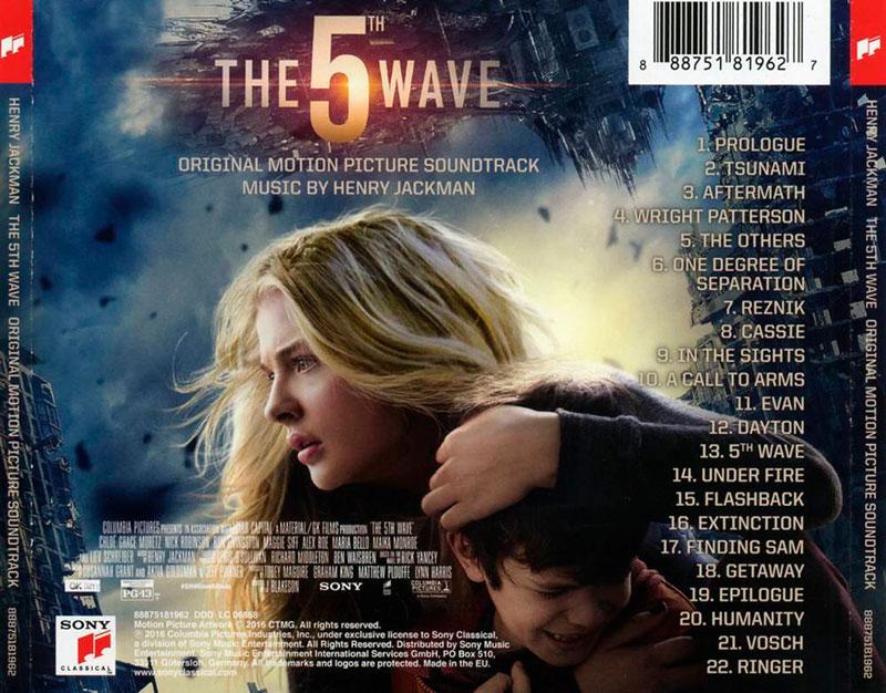 The 5th Wave Soundtrack (2016) - Henry Jackman