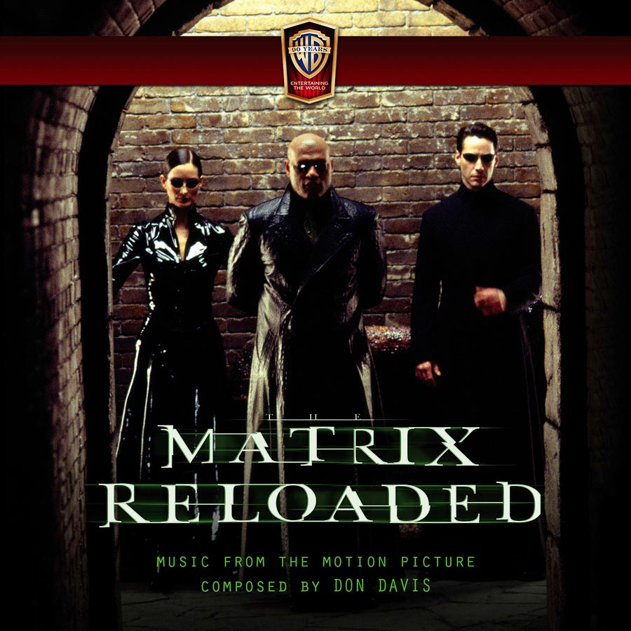 The Matrix Reloaded Original Score